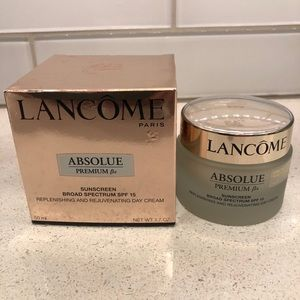 Lancome Absolue Bx Day cream New in box 1.7 oz